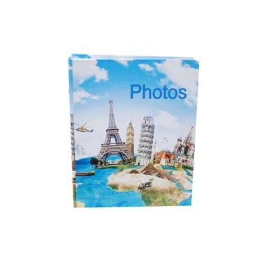 Álbum 240 Fotos 10X15 Paint Com Memo Rec 100/18 Cidades