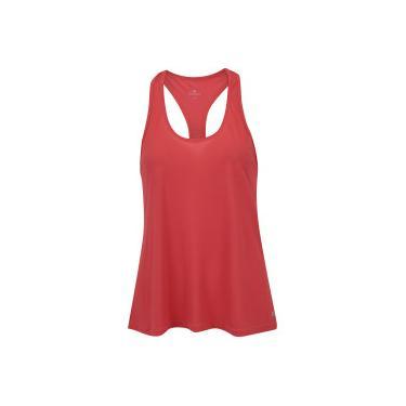 Camiseta Regata Campeão Oxer Jogging New - Feminina - Coral Oxer 7237205185e