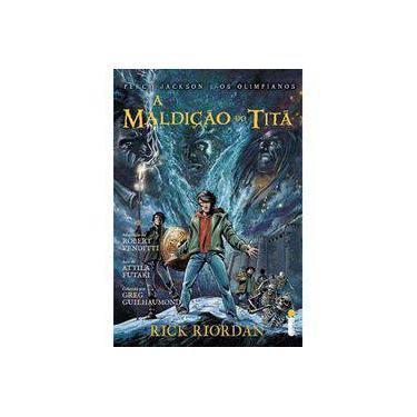 A Maldição do Titã - Percy Jackson e os Olimpianos - Rick Riordan - 9788580574616