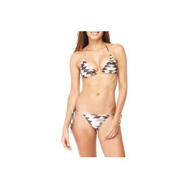 Biquíni Cortininha Com Bojo MOS Beachwear Lurex Erika