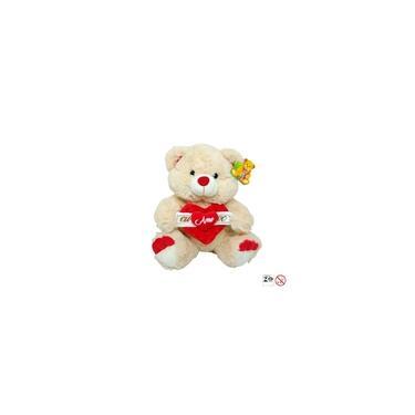 Imagem de Urso Pelúcia Coração Eu amo Você 33cm - Fizzy