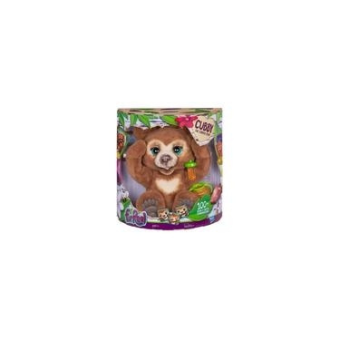 Imagem de Brinquedo Furreal Friends Cubby Urso Curioso E4591 Hasbro