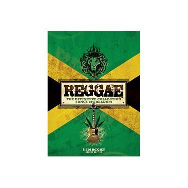 Imagem de Box Reggae - Songs of Freedom