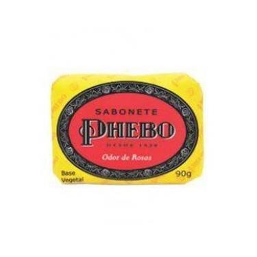 Sabonete Phebo Odor Rosas 90G