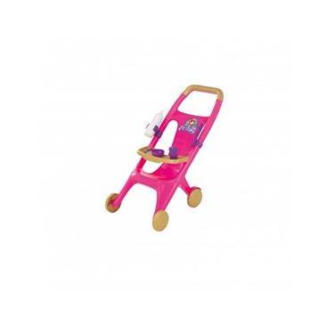 Imagem de Carinho De Boneca Baby Car Papinha Magic Toys