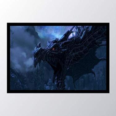 Quadro com moldura The Elder Scrolls V_013