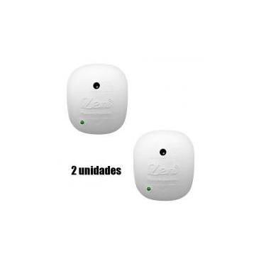 Repelente Eletrônico Zen Branco 2 Unidades Bivolt Econômico - Amicus