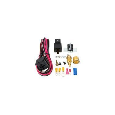 Imagem de 170 185 Grau 50 amp Relé Motor Termostato Interruptor de Temperatura Interruptor de Sensor Kit de Relé Interruptores de carro & Relés