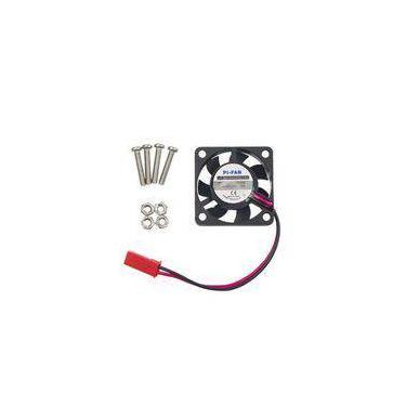 Cooler De 7mm Para Raspberry Pi 3 Pi3 - 30x30x7mm 5v