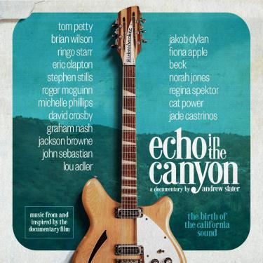 Echo in the Canyon (Original Motion Picture Soundtrack) [Disco de Vinil]
