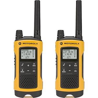 Par Radio Comunicadores Motorola Talkabout T400 ate 56km Novo