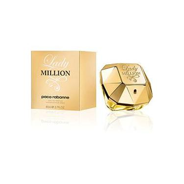 Perfume Lady Million Feminino Eau de Parfum 30ml - Paco Rabanne