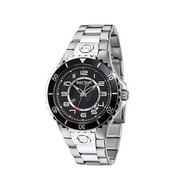 6201ad02a25 Relógio Masculino Analógico Sector WS30287T - Prata