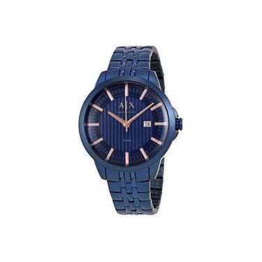 26679148f53 Relógio Masculino Armani Exchange AX2268 - A Prova D  Água