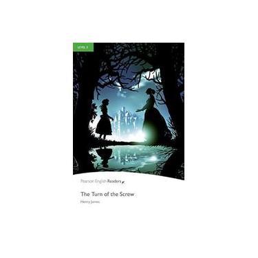 Turn Of The Screw - Audio CD Pack - Penguin Readers- Level 3 - Editora Pearson - 9781447925866