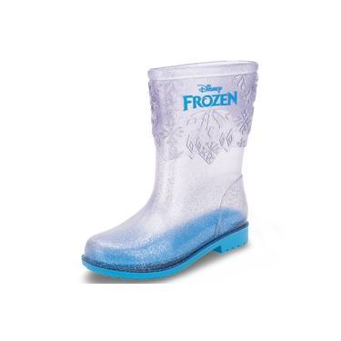 Bota Infantil Feminina Frozen Magic Grendene Kids - 22210