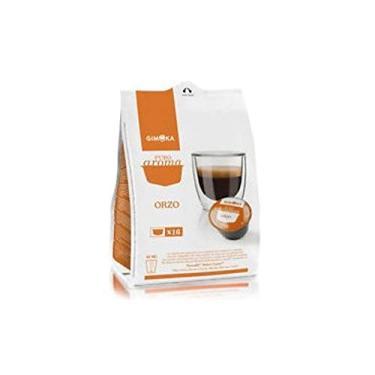 64 Capsulas Café Compatíveis Dolce Gusto - Gimoka Italia