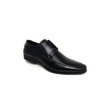 Sapato Ferracini Liverpool 4060 Social Cadarço Masculino