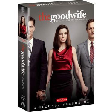 The Good Wife - A Segunda Temporada (6 Discos) [DVD]