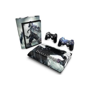 Skin Adesivo para PS3 Super Slim - Darksiders 2