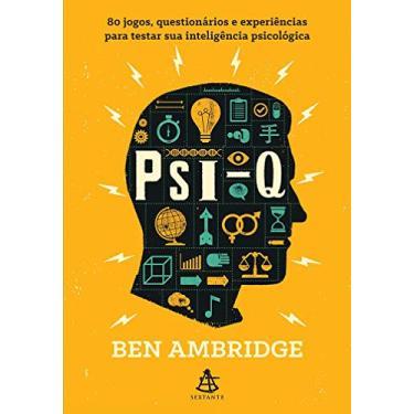 Psi-Q - Ben Ambridge - 9788543103372