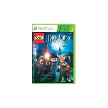Game Lego Harry Potter Anos 1-4 - Xbox 360