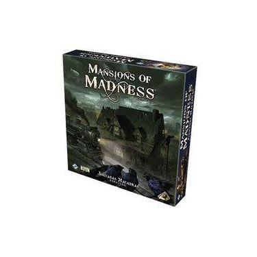Mansions Of Madness Jornadas Macabras Expansão Galapagos Mom007