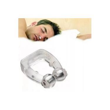 Imagem de Clipe Dilatador Nasal De Silicone Magnético Anti Ronco