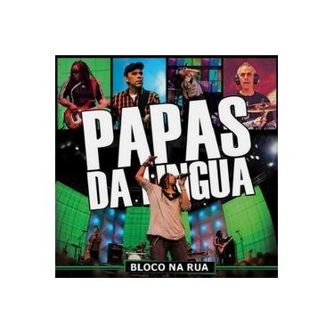 Papas Da Língua Bloco Na Rua - CD MPB