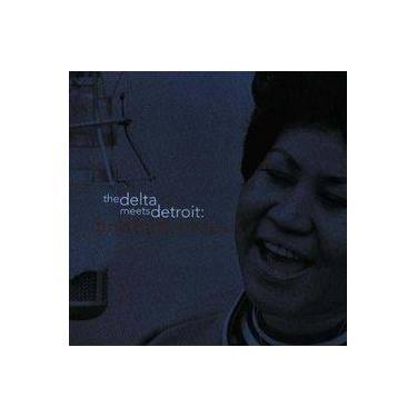 Cd - Aretha Franklin The Delta Meets Detroit Aretha´s Blues
