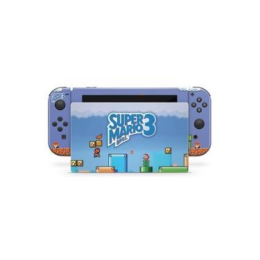 Skin Adesivo para Nintendo Switch - Super Mario Bros 3