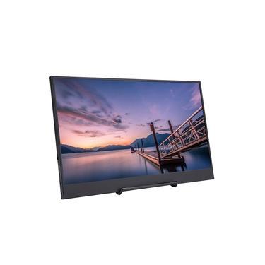 Tela portátil de monitor de jogos com LED HD 1080P de 15,6 polegadas HDMI / PS3 / XBOX / PS4