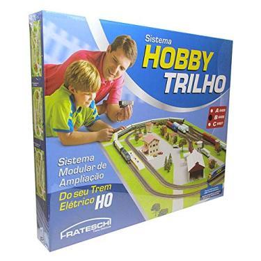 """Imagem de HOBBY TRILHO CAIXA """"B"""" - 6406 - FRATESCHI - HO 1/87…"""