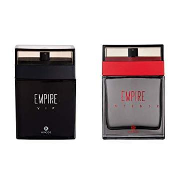 Imagem de Kit Perfume Empire Vip & New Empire Intense Hinode