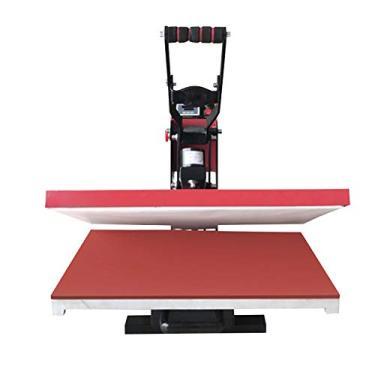 Prensa Térmica 40x60 Base de Impressão Vermelha - 110v