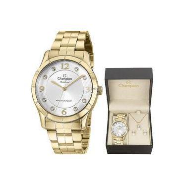 Relógio de Pulso Feminino Champion Submarino   Joalheria   Comparar ... df34bf9b06