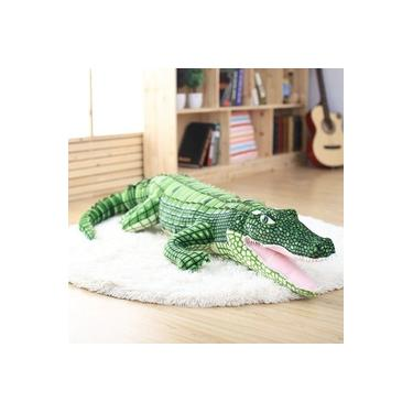 Imagem de Crocodilo Jacaré De Pelúcia 100cm Aligator