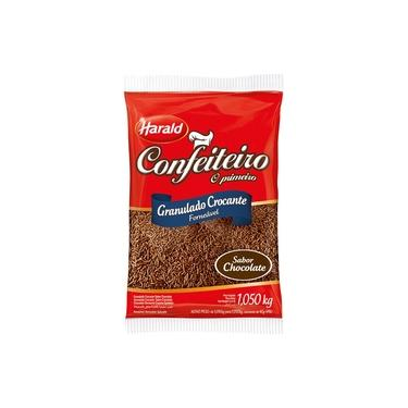 Chocolate Granulado Crocante 1,05kg - Harald