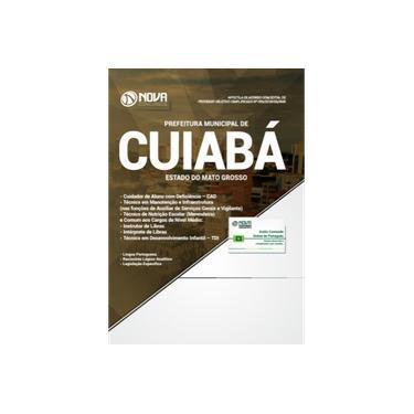 Imagem de Apostila Prefeitura De Cuiabá - Mt 2018 - Comum Aos Cargos De Nível Médio