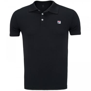 Camisa Polo Fila Spot II - Masculina Fila Masculino