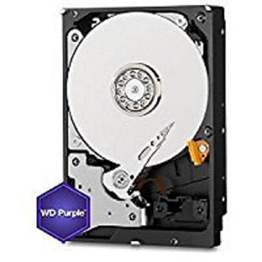 HD - 4.000GB (4TB) / 5.400RPM / SATA3 / 3,5pol - Western Digital Purple - WD40PURX / WD40PURZ