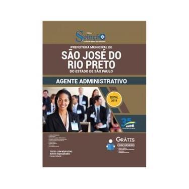 Imagem de Apostila De São José Do Rio Preto Agente Administrativo
