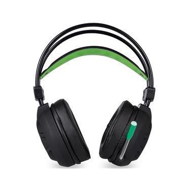 Headset Gamer Dazz Diamond 7.1 para PC, PS3 e PS4 - Verde