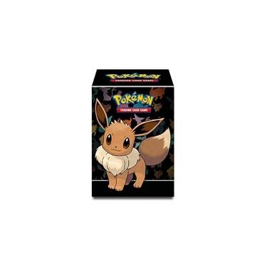 Pokémon TCG: Deck Box Oficial Ultra PRO - Eevee