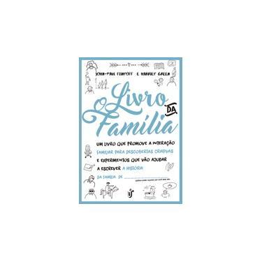 O Livro da Família - Flintoff, John-paul; Green, Harriet - 9788567028903