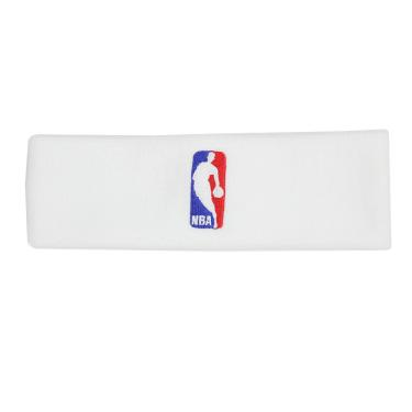 Testeira NBA Headband Drifit Nike Branca