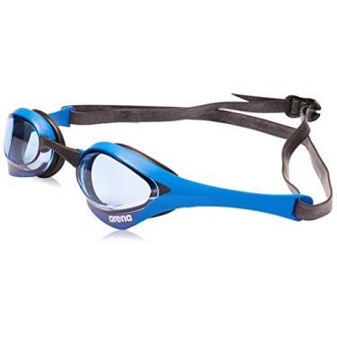 Arena Oculos Cobra Ultra, Lente Preta, Azul