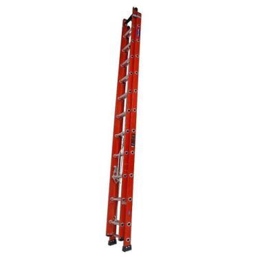 Imagem de Escada Fibra Extensível 4,80 X 8,40 Cogumelo