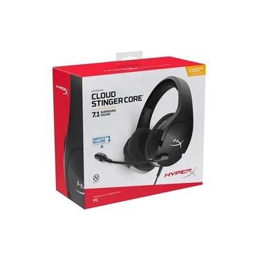 Headset Gamer Hyperx Cloud Stinger Core 7.1 PC, PS4, Xbox One - HHSS1C-AA-BK/G