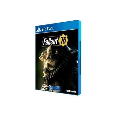 Jogo Fallout 76 Ps4 Midia Fisica Lacrada